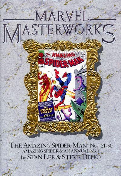 Cover for Marvel Masterworks (Marvel, 1987 series) #10
