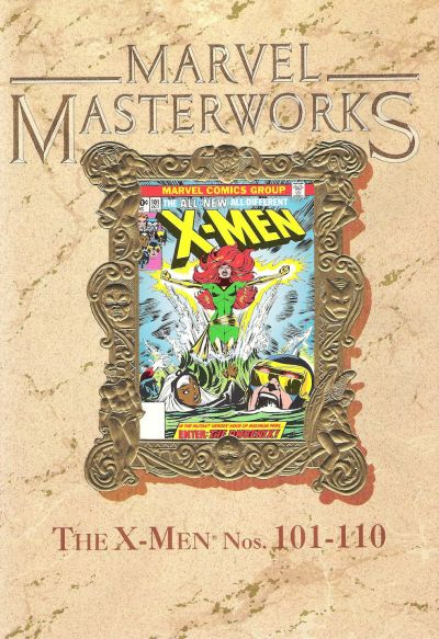 Cover for Marvel Masterworks (Marvel, 1987 series) #12