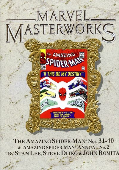 Cover for Marvel Masterworks (Marvel, 1987 series) #16