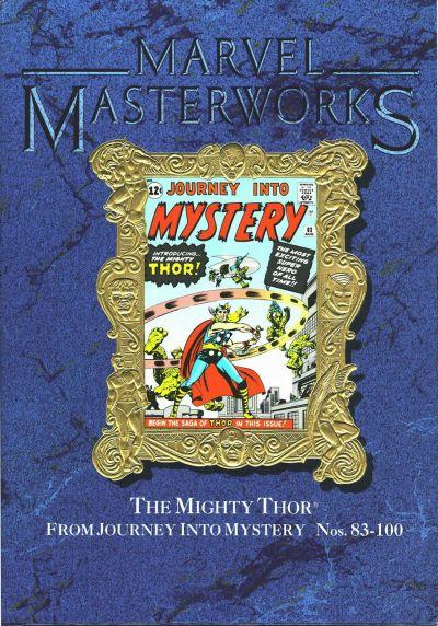 Cover for Marvel Masterworks (Marvel, 1987 series) #18