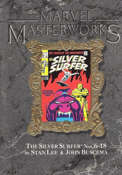 Cover for Marvel Masterworks (Marvel, 1987 series) #19