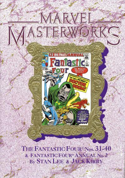 Cover for Marvel Masterworks (Marvel, 1987 series) #21