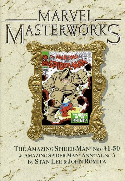 Cover for Marvel Masterworks (Marvel, 1987 series) #22