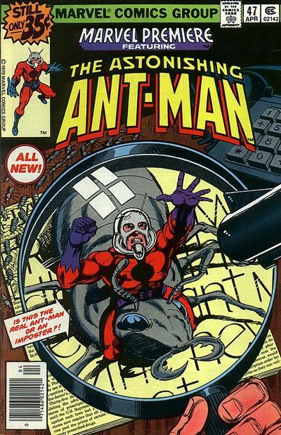 Cover for Marvel Premiere (Marvel, 1972 series) #47 [Regular Edition]