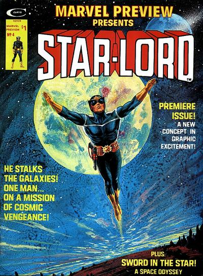Cover for Marvel Preview (Marvel, 1975 series) #4