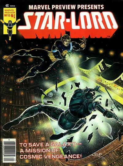 Cover for Marvel Preview (Marvel, 1975 series) #15