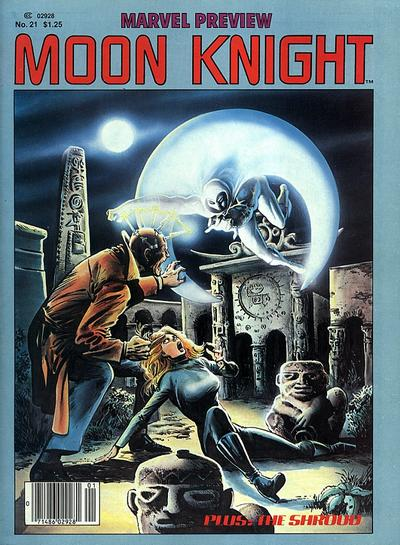 Cover for Marvel Preview (Marvel, 1975 series) #21