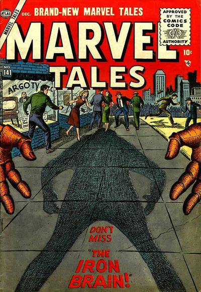 Cover for Marvel Tales (Marvel, 1949 series) #141