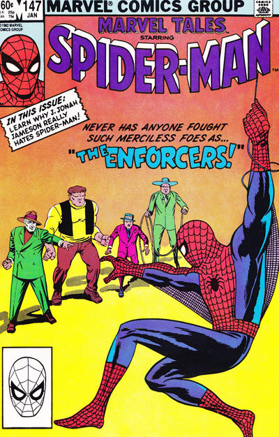 Cover for Marvel Tales (Marvel, 1966 series) #147