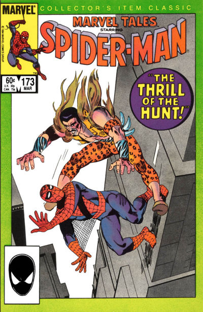 Cover for Marvel Tales (Marvel, 1966 series) #173