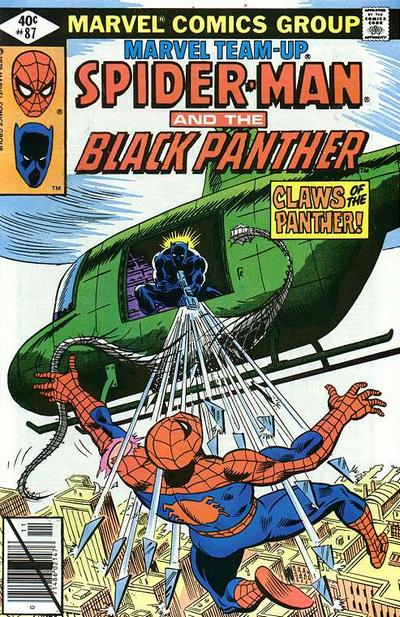 Cover for Marvel Team-Up (Marvel, 1972 series) #87