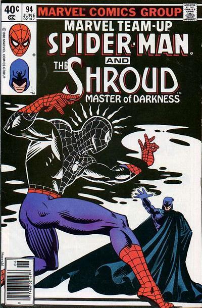 Cover for Marvel Team-Up (Marvel, 1972 series) #94