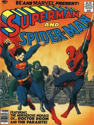 Cover for Marvel Treasury Edition (Marvel, 1974 series) #28