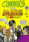Cover for Commies from Mars (Kitchen Sink Press, 1973 series) #1