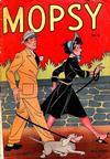 Cover for Mopsy (St. John, 1948 series) #2