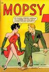 Cover for Mopsy (St. John, 1948 series) #4