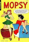 Cover for Mopsy (St. John, 1948 series) #7