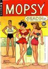 Cover for Mopsy (St. John, 1948 series) #12