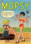 Cover for Mopsy (St. John, 1948 series) #18