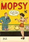 Cover for Mopsy (St. John, 1948 series) #19