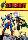 Cover for Superboy (Illustrerte Klassikere / Williams Forlag, 1969 series) #5/1971