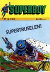 Cover for Superboy (Illustrerte Klassikere / Williams Forlag, 1969 series) #7/1973
