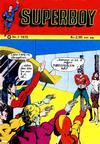 Cover for Superboy (Illustrerte Klassikere / Williams Forlag, 1969 series) #7/1975