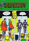 Cover for Superboy (Illustrerte Klassikere / Williams Forlag, 1969 series) #9/1976
