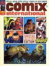 Cover for Comix International (Warren, 1974 series) #1