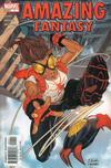 Cover for Amazing Fantasy (Marvel, 2004 series) #1