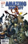 Cover for Amazing Fantasy (Marvel, 2004 series) #3 [Direct Edition]