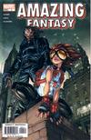 Cover for Amazing Fantasy (Marvel, 2004 series) #4 [Direct Edition]