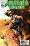 Cover for Amazing Fantasy (Marvel, 2004 series) #5
