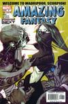 Cover for Amazing Fantasy (Marvel, 2004 series) #8