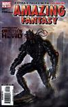 Cover for Amazing Fantasy (Marvel, 2004 series) #16