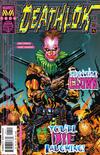 Cover for Deathlok (Marvel, 1999 series) #4