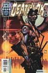Cover for Deathlok (Marvel, 1999 series) #9