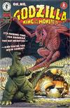 Cover for Godzilla (Dark Horse, 1995 series) #3