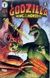 Cover for Godzilla (Dark Horse, 1995 series) #4