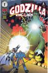 Cover for Godzilla (Dark Horse, 1995 series) #6