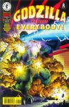 Cover for Godzilla (Dark Horse, 1995 series) #8