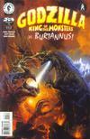 Cover for Godzilla (Dark Horse, 1995 series) #13