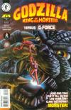 Cover for Godzilla (Dark Horse, 1995 series) #14