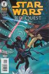 Cover for Star Wars: Jedi Quest (Dark Horse, 2001 series) #1