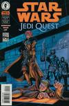 Cover for Star Wars: Jedi Quest (Dark Horse, 2001 series) #2