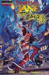 """Cover Thumbnail for Painkiller Jane vs. The Darkness: """"Stripper"""" (1997 series) #1 [Hildebrandt Cover]"""