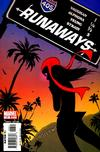 Cover for Runaways (Marvel, 2005 series) #13