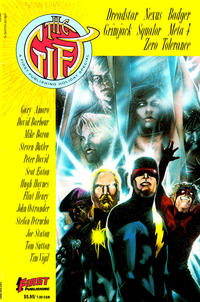 Cover Thumbnail for The Gift: A First Publishing Holiday Special (First, 1990 series)