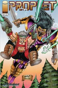 Cover Thumbnail for Prophet (Image, 1993 series) #2