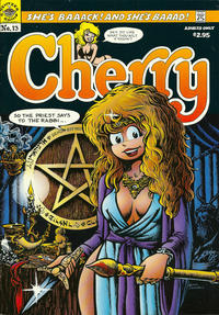 Cover for Cherry (Last Gasp, 1986 series) #13
